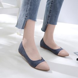 $enCountryForm.capitalKeyWord Australia - women shoes new flats with flat tops and matching colours pointed tops flat heels and soft soles work shoes Europe station