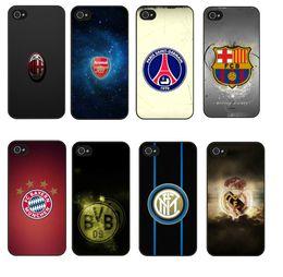 $enCountryForm.capitalKeyWord NZ - 2019 Football Style Fashion Phone Case for IphoneXSMAX XR XS X Iphone 7P 8Plus 7 8 6P 6sPlus 6 6s Famous Europe FC Style Phone Case 12 Style