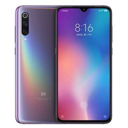 "Discount usb 64 - Original Xiaomi Mi 9 Mi9 12GB 256GB Mobile Phone Snapdragon 855 Octa Core 6.39"" 48MP Triple Camera In Display Finge"