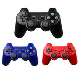 Playstation Wireless Controller Australia - Game Joyticks Wireless Bluetooth Wireless Bluetooth Gamepad joystick For PS3 controller For Playstation 3 For PS3 Controller Gaming