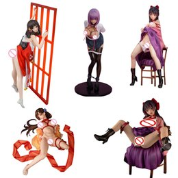 figure sexy boy NZ - 21cm Magicbullet Native Kalmia Project rocket boy figures Sexy girls Action Figure japanese Anime PVC adult Action Figures toys