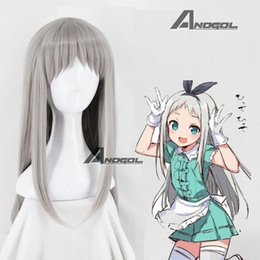 Home Anohana The Flower We Saw That Day Honma Meiko/menma Anime Bikini White Customized Cosplay Swimsuit
