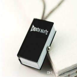 pocket pc new Australia - Womens Mens Quartz Pocket Watch 1 PC Vintage Watch Necklace Bronze Death Note Unisex Watch Pendant On Chain Wholesale 30M15