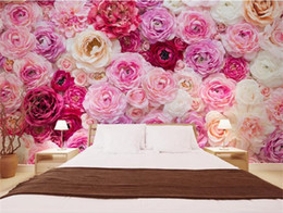 $enCountryForm.capitalKeyWord Australia - Custom 3D Photo Wallpaper Mural Living Room Bed Room Sofa TV Backdrop mural Modern beautiful flowers Picture Wallpaper Sticker Home Decor