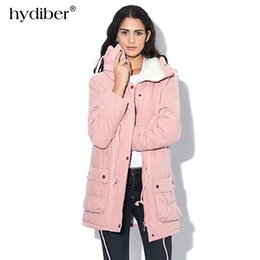 $enCountryForm.capitalKeyWord Australia - New 2018 Winter Coat Women military Outwear Medium-Long Wadded Hooded snow Parka thickness Cotton Warm casual Jacket Plus Size T5190612