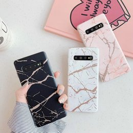 quality cell phone cases Australia - colored marble high quality cell phone cases 3 color For Samsung Galaxy A70 A50 A30 A10 M30 M20 M10 S10 S10e S8 S9 A9 A7 A8 Note10 pro Note9