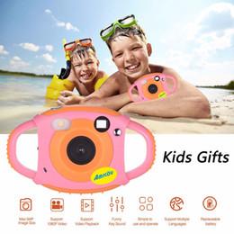 $enCountryForm.capitalKeyWord Australia - Toddler Toys Camera Educational Mini Digital Photo Camera Photography Birthday Gift Cool Kids Camera For Children J190521