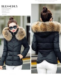 White Cotton Womens Parka Australia - Plus Size 3XL Parka Jacket Women Winter Coat Womens Short Cotton Padded Warm Jacket Coat High Quality Detachable Cap New XD1-050