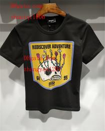 $enCountryForm.capitalKeyWord Australia - 2019 mens clothes fashion classic mens stripe printing t shirt Simple style cotton t-shirt casual polo shirt male tracksuit qds-1