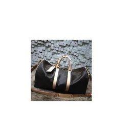 $enCountryForm.capitalKeyWord NZ - 2019 new fashion travelling bag women handbag big size keepall bag genuine leather with high quality free shipping