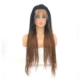 $enCountryForm.capitalKeyWord UK - High Temperature Silk Half Hand Hook Chemical Fiber Female Braid Twisted New Wig Fashion Wig Headgear jooyoo