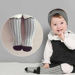 67004527aae Baby Kid Toddler Girls Soft Cute Stockings Leggings Warmer Leg Warmers Knee  Long Stockings For Baby Girl Boy Cotton Sock