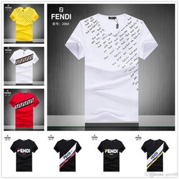 $enCountryForm.capitalKeyWord Australia - Wholesale Newly Men Designer T Shirts Woman Tops T-Shirt Mens Luxury Italian Brand Clothing Brand Luxury Short Sleeved shirt Womens Clothes