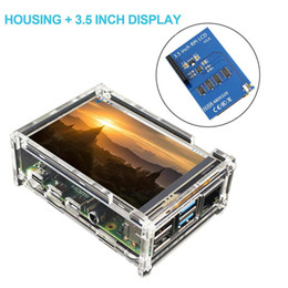 $enCountryForm.capitalKeyWord Australia - New High-quality 3.5 Inch MHS LCD And Shell Display Touch Screen Monitor For Raspberry Pi 4B Support Wholesale