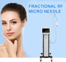 $enCountryForm.capitalKeyWord NZ - Fractional RF Microneedle Machine Face Lifting Radio Frequency Skin Tightening Wrinkle Removal Anti Aging with 4 Needle