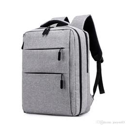 $enCountryForm.capitalKeyWord NZ - High Capacity USB Charging Port Waterproof Laptop Computer Backpack Simple Business Style Multi Function Wear Resistant Breathable Handbag