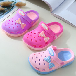 $enCountryForm.capitalKeyWord Australia - Summer Baby Slippers for Boys Girls Non-slip Sandals Children Cool Cute Lovely Slippers Baby Girls Baotou Toddler Beach Shoes