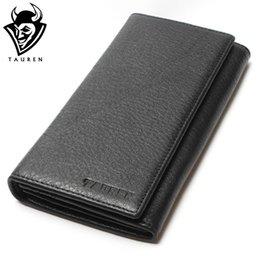 $enCountryForm.capitalKeyWord Australia - Men's China Manufacturer Wallet 100% Genuine Leather Black Color For Business Man Vintage Wallets Men Leather
