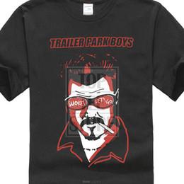 $enCountryForm.capitalKeyWord Australia - Trailer Park Boys Ricky Smokes Let S Go Sunglasses Men's T Shirt Black Cotton Tee Shirts For Men