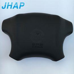 Hyundai wHeel covers online shopping - Car Driver SRS Cover Airbag For Hyundai Tucson Steering Wheel Airbag Air bag Cover With Emblem Logo