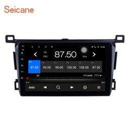 Car stereos for toyota rav4 online shopping - Aftermarket inch Android Car GPS Navigation Radio for Toyota RAV4 RHD with WIFI AUX Support TPMS DVR Backup Camera