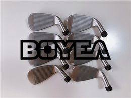 Discount forged golf clubs - BOYEA Golf Clubs Left Hand A3 718 Iron Set 718A3 Golf Forged Irons Left Hand Golf Clubs 3-9Pw Steel Shaft With Head Cove