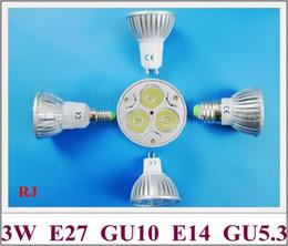 $enCountryForm.capitalKeyWord NZ - high power LED spotlight LED spot light 3W LED bulb light lamp light cup E14   E27   GU10   GU5.3(MR16) 240lm AC85-265V