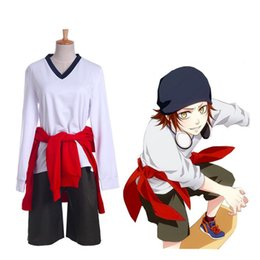China Anime K Missing Kings Cosplay Costume Yata Misaki Uniform Cosplay Costume Halloween Carnival Party Customized cheap k cosplay suppliers