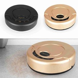 Smart Hair Australia - Fashion Home Rechargeable Automatic Smart Floor Dirt Hair Cleaner Sweeping Robot