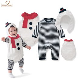 14c025db3200 Babies Party Wear Boys Australia - NYAN CAT Baby boys Girls 3 pcs Christmas  Suit Stripe