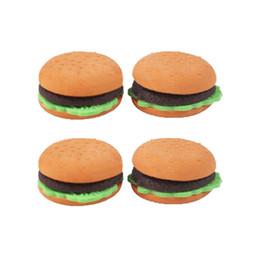$enCountryForm.capitalKeyWord NZ - Circular burger rubber eraser removable eraser stationery school supplies Free shippingpapelaria gift toy for kids penil eraser toy gifts