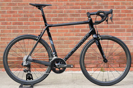 bike complete Australia - c64 bob Road complete Bike black shiny logo 38mm carbon wheelset for Sale 48cm 50mm 52cm 54cm 56cm