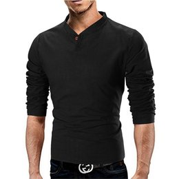 f9f0a631 Blue Collar T Shirts Australia - Spring and autumn new stand collar fashion  popular long-