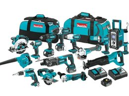 Wholesale Hot sale Makita XT611PT Volt Ah Piece Lithium Ion Power Tool Cordless Combo Kit positive feedback