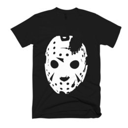 friday 13th jason mask UK - Jason Mask Friday The 13th Men's   Women's T Shirt Funny free shipping Unisex Casual Tshirt top
