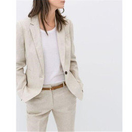 $enCountryForm.capitalKeyWord NZ - ladies office suits wear Custom Made 2 Piece Women Ladies Business Office Suits Jacket+Pants New Tuxedos