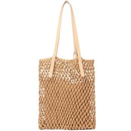 $enCountryForm.capitalKeyWord Australia - Womens Classic Straw Summer Beach Sea Shoulder Bag Handbag Tote