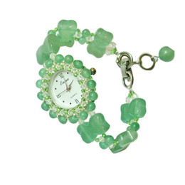 Performance Tables Australia - in 2018, the new natural jade bead bracelet watches female table a undertakes to waterproof performance fashion goods