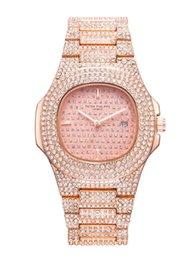 50 Patek HOT Philippe TOP новый бренд роскошные женщины мужчины кварцевые часы механические часы из нержавеющей стали женские бриллиантовые наручные часы