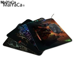 a1ba3dee76b MaiYaCa Top Quality Unique Design DOTA 2 Mouse High Speed New Mousepad  Large Gaming Mouse Pad Lockedge Mat Keyboard Pad