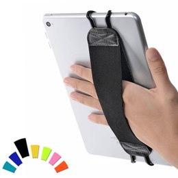 "security tablets UK - TFY Security Hand Strap Holder for Tablets, & e-Readers - iPad Air   Mini   Pro 9.7"", Samsung Galaxy Tab and More"