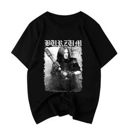Double Shirt Designs Australia - summer 2019 Hip Hop Style Burzum Filosofem Cover t shirt men fashions print tops design New mens tshirts casual tee shirt homme