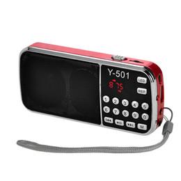 $enCountryForm.capitalKeyWord Australia - Blue Black Red Mini Portable Digital Stereo FM Mini Radio Speakers Music Player with TF Card USB AUX Input Sound Box