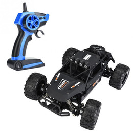toy rc drift car UK - 1:16 2.4G Cross-Country Climbing Vehicle RC Off-road Car 4WD Radio Remote Control Vehicle Electric RC Bigfoot Drift Toy Car