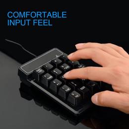$enCountryForm.capitalKeyWord Australia - VKTECH Numeric Keyboard 1.5m 4.9ft USB Wired 19 Keys Keypad Mechanical Feeling Numeric Keyboard for Windows 7 8 9 XP