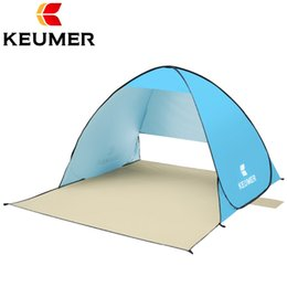 $enCountryForm.capitalKeyWord Australia - KEUMER Quick Automatic Opening Anti Uv Beach Tent With Mat Breathable Ultralight Waterproof Sun Awning can't be shipped to chile