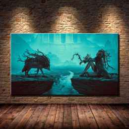 $enCountryForm.capitalKeyWord Australia - Castle Fog At Night,HD Canvas Print Home Decor Art Painting (Unframed Framed)