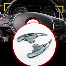 Araba Direksiyon Vites Paddle Shifter Shifter Benz Için Genişletilmiş Bir B Sınıfı CLA CLS GLA GLE Aksesuarları W176 W246 W205 W212 indirimde