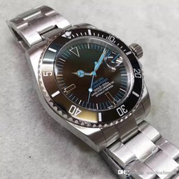 StainleSS Steel Sub online shopping - 2019 New Roles V3 SUB BAMFORD Mens Watch Ceramic Bezel Sapphire Glass Automatic Oyster Asian Stainless Steel Original Clasp