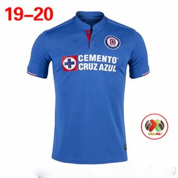 13687af317d Find Similar 16 Thailand Quality 2019 2020 Mexico Club Cruz Azul Liga MX Soccer  Jerseys 19 20 Home Away Football Shirts camisetas de futbol